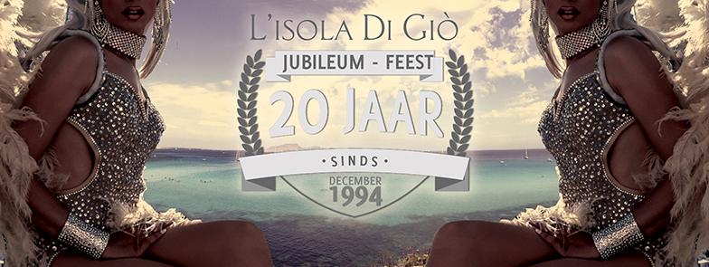 L'Isola Di Giò twintig jaar
